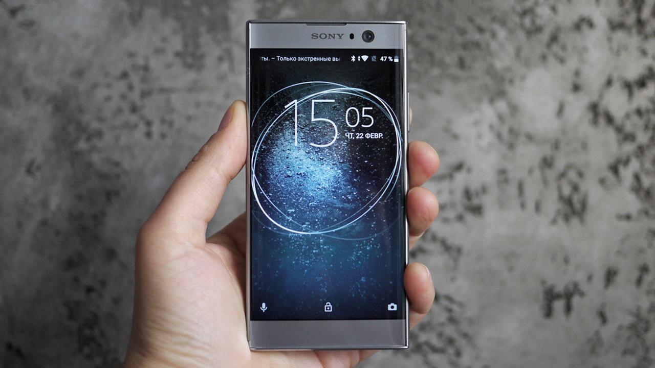 Обзор смартфона Sony Xperia XA2: камерная