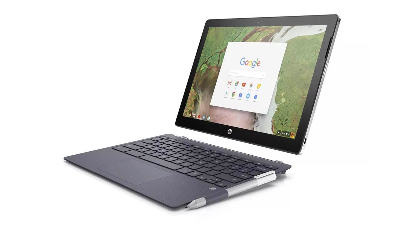 HP Chromebook x2: 599-долларовый конкурент iPad Pro